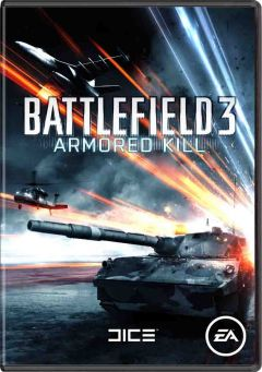 Jaquette de Battlefield 3 : Armored Kill Xbox 360