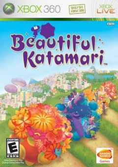 Jaquette de Beautiful Katamari Xbox 360