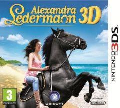 Jaquette de Alexandra Ledermann 3D Nintendo 3DS
