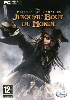 Jaquette de Pirates des Caraïbes : Jusqu'au Bout du Monde PC