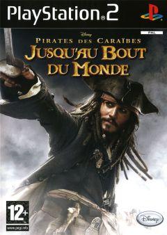 Jaquette de Pirates des Caraïbes : Jusqu'au Bout du Monde PlayStation 2