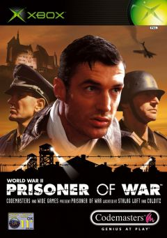 Jaquette de Prisoner of War Xbox