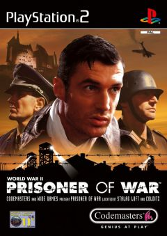 Jaquette de Prisoner of War PlayStation 2