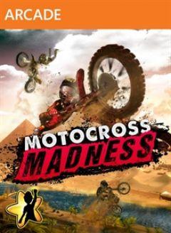 Jaquette de Motocross Madness Xbox 360