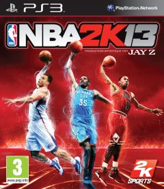 Jaquette de NBA 2K13 PlayStation 3
