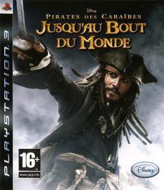 Jaquette de Pirates des Caraïbes : Jusqu'au Bout du Monde PlayStation 3