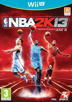 Jaquette de NBA 2K13 Wii U