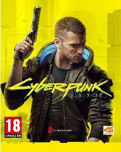 Jaquette de Cyberpunk 2077 PC