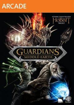 Jaquette de Gardiens de la Terre du Milieu Xbox 360