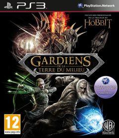 Jaquette de Gardiens de la Terre du Milieu PlayStation 3