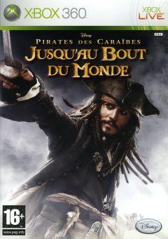 Jaquette de Pirates des Caraïbes : Jusqu'au Bout du Monde Xbox 360
