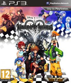 Jaquette de Kingdom Hearts 1.5 HD ReMIX PlayStation 3
