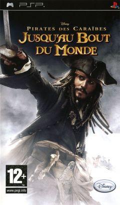 Jaquette de Pirates des Caraïbes : Jusqu'au Bout du Monde PSP