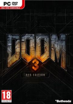 Jaquette de Doom 3 BFG Edition PC
