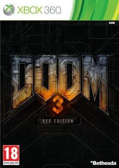 Jaquette de Doom 3 BFG Edition Xbox 360