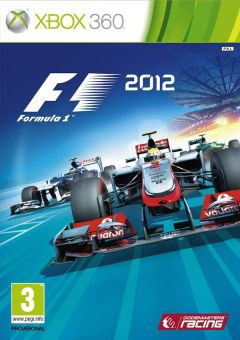 Jaquette de F1 2012 Xbox 360