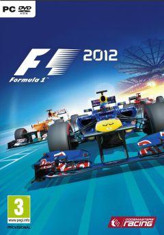 Jaquette de F1 2012 PC