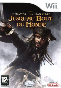 Jaquette de Pirates des Caraïbes : Jusqu'au Bout du Monde Wii