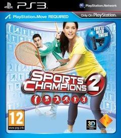 Jaquette de Sports Champions 2 PlayStation 3