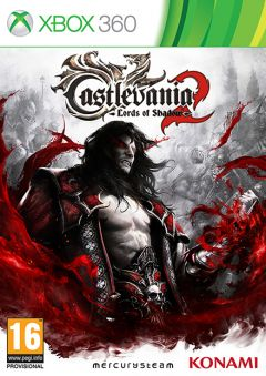 Jaquette de Castlevania : Lords of Shadow 2 Xbox 360