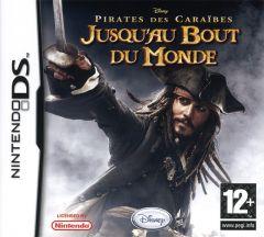 Jaquette de Pirates des Caraïbes : Jusqu'au Bout du Monde DS