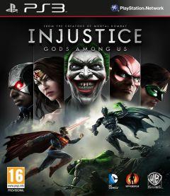 Jaquette de Injustice : Les Dieux Sont Parmi Nous PlayStation 3