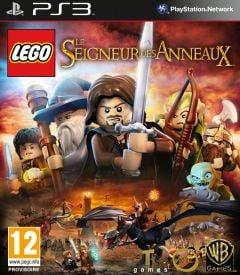 Jaquette de LEGO Le Seigneur des Anneaux PlayStation 3