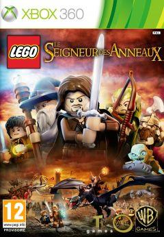 Jaquette de LEGO Le Seigneur des Anneaux Xbox 360