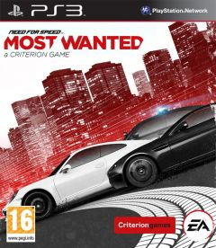 Jaquette de Need For Speed Most Wanted PlayStation 3
