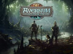 Jaquette de Avernum : Escape from the Pit PC