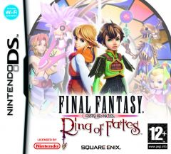 Final Fantasy Crystal Chronicles : Ring of Fates (DS)