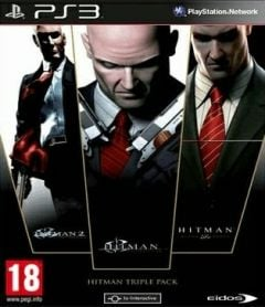 Jaquette de Hitman HD Trilogy PlayStation 3