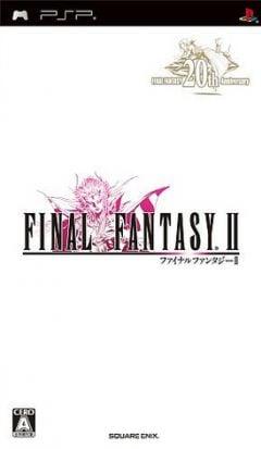Jaquette de Final Fantasy II : Anniversary Edition PSP