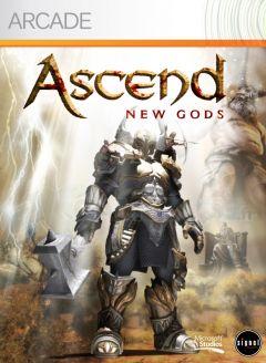 Jaquette de Ascend New Gods Xbox 360