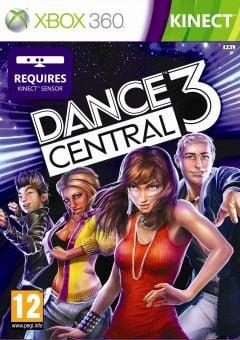 Jaquette de Dance Central 3 Xbox 360