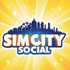 Jaquette de SimCity Social Facebook