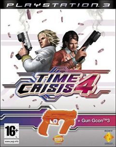 Jaquette de Time Crisis 4 PlayStation 3
