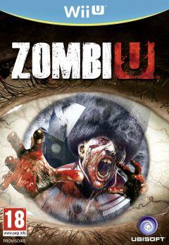 Jaquette de ZombiU Wii U