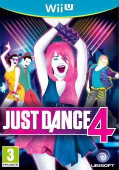 Jaquette de Just Dance 4 Wii U