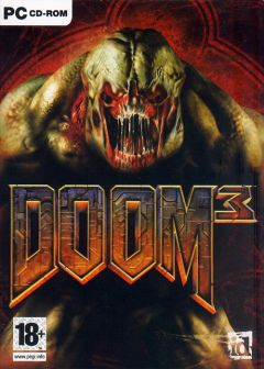 Jaquette de Doom 3 PC