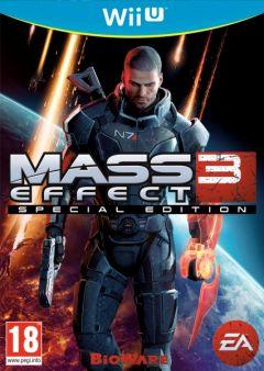 Jaquette de Mass Effect 3 Wii U