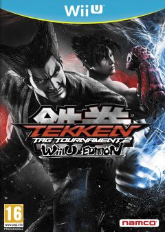 Jaquette de Tekken Tag Tournament 2 Wii U