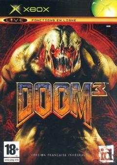 Jaquette de Doom 3 Xbox