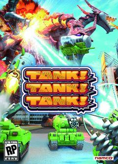 Jaquette de Tank! Tank! Tank! Wii U