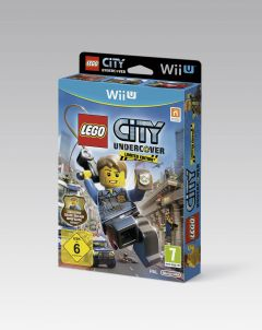 Jaquette de LEGO City : Undercover Wii U