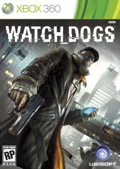 Jaquette de Watch Dogs Xbox 360