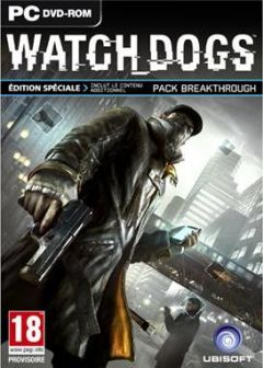 Jaquette de Watch Dogs PC