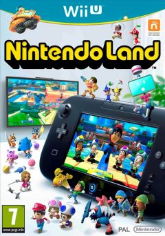 Jaquette de Nintendo Land Wii U