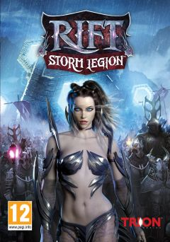 Jaquette de Rift : Storm Legion PC
