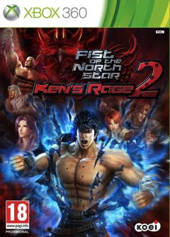 Jaquette de Fist of the North Star : Ken's Rage 2 Xbox 360